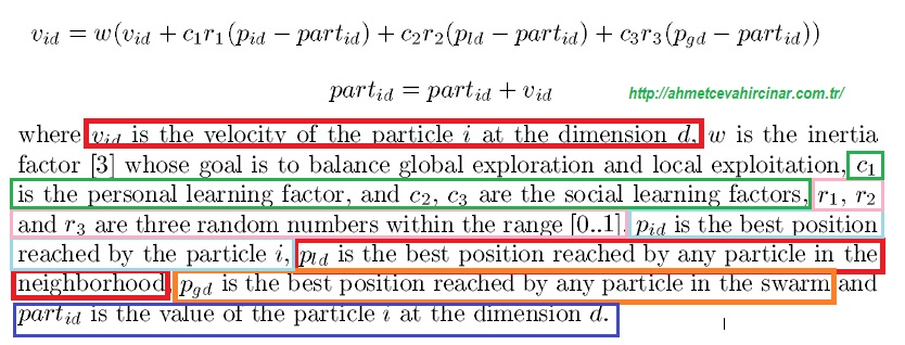 A Particle Swarm Optimizer for Constrained Numerical Optimization