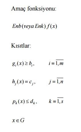 Matematiksel model nedir?