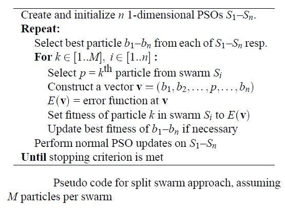 pseudo-code-for-split-swarm-approach-assuming-m-particles-per-swarm