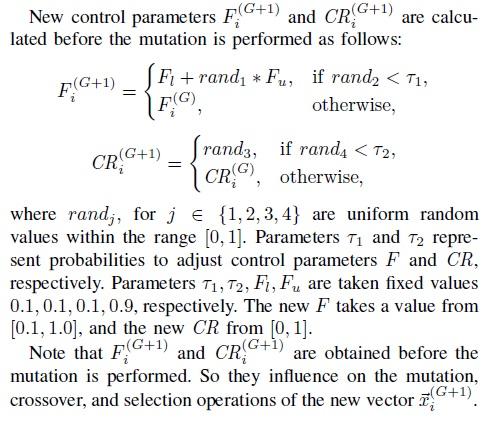 Large Scale Global Optimization using Self-adaptive Differential Evolution Algorithm
