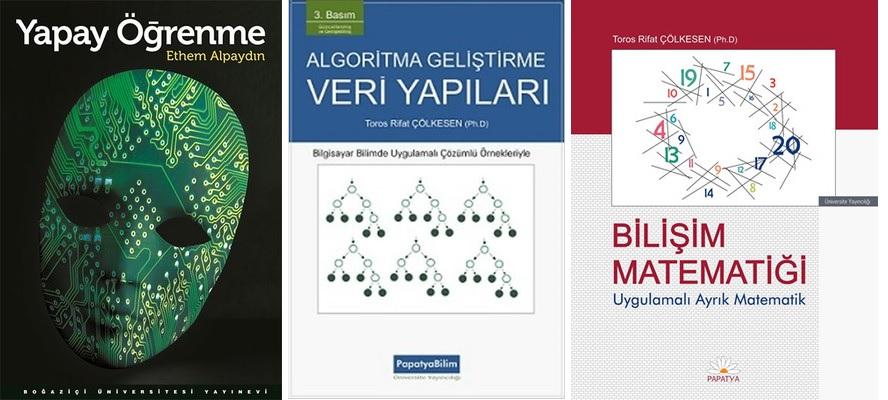 Algoritma Geliştirme ve Veri Yapıları, Bilişim Matematiği ve Yapay Öğrenme