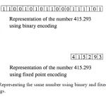 Sabit noktalı kodlama (fixed-point encoding) nedir?