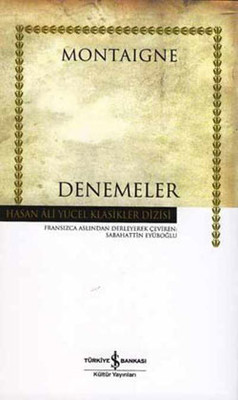 Denemeler – Montaigne