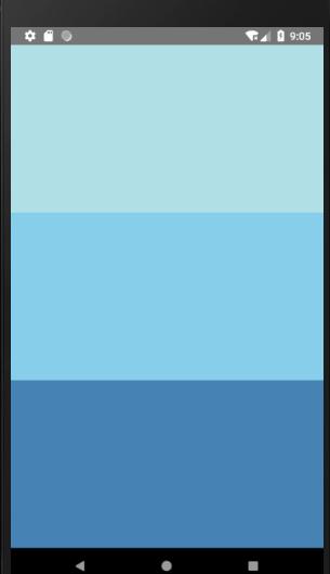 React Native – width, height, flex özelliklerini kavramak