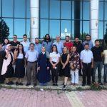 Selçuk Üniversitesi İLTEK'te KOSGEB'in düzenlediği Uygulamalı Girişimcilik Eğitimi...