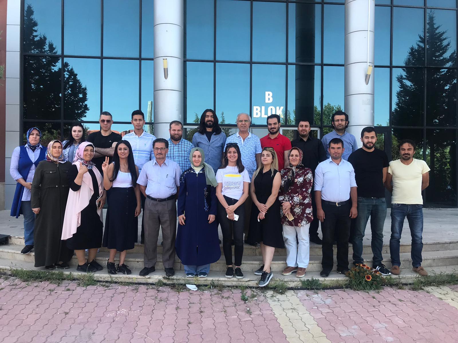 Selçuk Üniversitesi İLTEK'te KOSGEB'in düzenlediği Uygulamalı Girişimcilik Eğitimi…